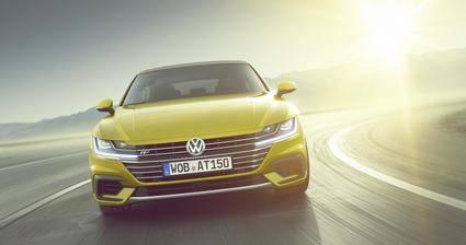 Volkswagen Arteon ya a la venta a partir de 41.790€