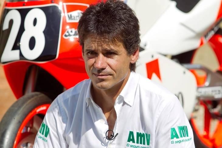 Alex Crivillé: 'Lo que está haciendo Valentino Rossi es alucinante'