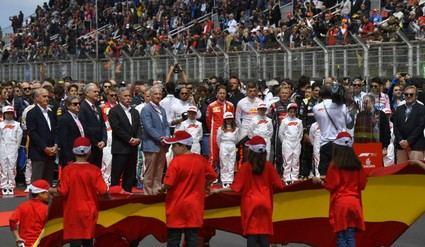 La Federación Española de Automovilismo envía una nota sobre lo sucedido en el GP de España