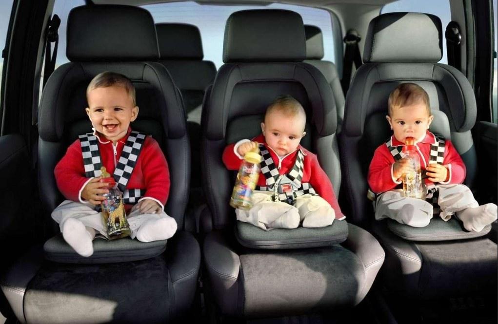 Informe europeo eval a la seguridad de 42 sillas for Silla de seguridad coche