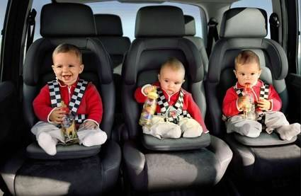 Informe europeo evalúa la seguridad de 42 sillas infantiles