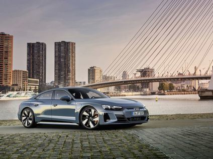Audi e-tron GT eléctrico y deportivo