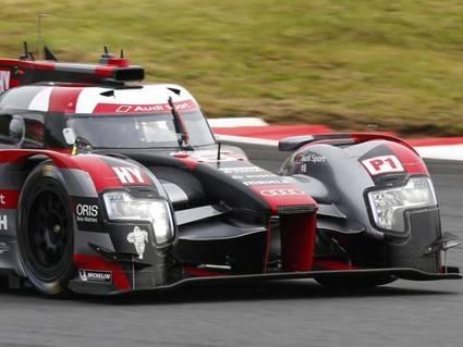Pole de Audi por milésimas sobre Porsche