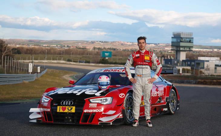 El nuevo Audi RS5 DTM