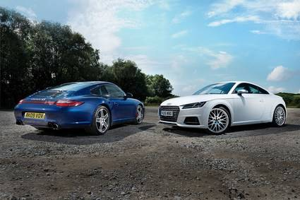 Audi y Porsche compartirán plataforma