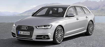 Audi A6 y su 'Restyline'