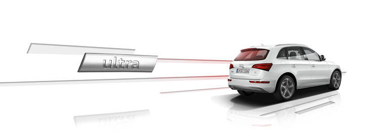 Audi Q5 TDI Ultra: el más eficiente