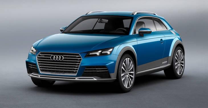 Audi y su renovación total para 2018