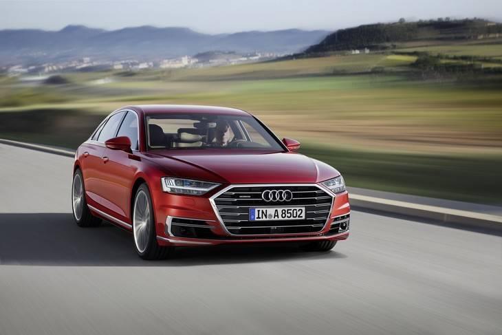 Nuevo Audi A8, el referente tecnológico del mercado