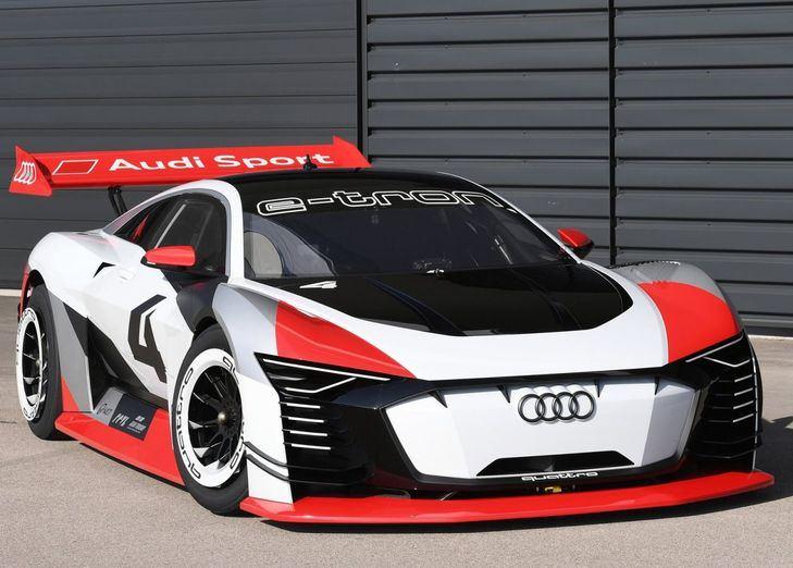 El Audi e-Tron Vision Gran Turismo llega al mundo real