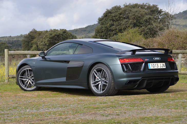 El nuevo Audi R8 V10 Plus, una bestia totalmente renovada