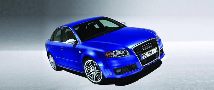 Audi volverá con su RS4 Sedán
