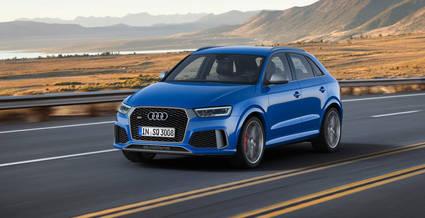 M�s potencia para el Audi RSQ3