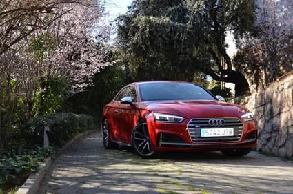 Probamos el nuevo Audi S5 de 354CV