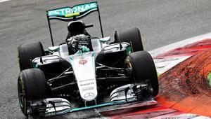 Rosberg, de momento, el m�s r�pido