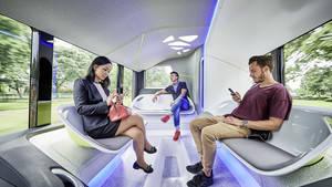 �Te imaginas viajar as� en autob�s?