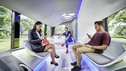 ¿Te imaginas viajar así en autobús?