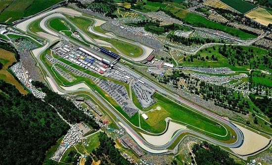 GP de la Toscana Ferrari 1000 F1 2020: Debuta Mugello. Horarios y neumáticos