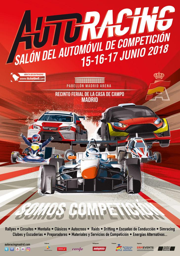 Autoracing Madrid 2018, el Salón de la Competición