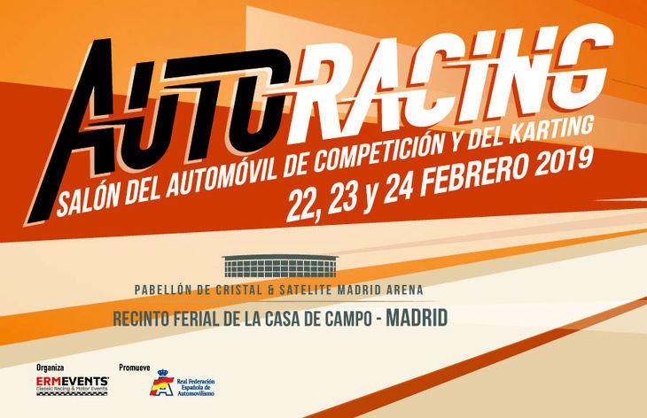 Autoracing llega a Madrid