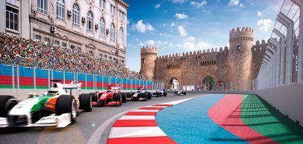 GP de Azerbaiyán: Neumáticos y Horarios