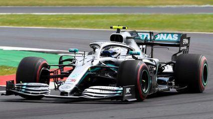 GP de Gran Bretaña F1 2019: Un Bottas inspirado por delante de Hamilton y los Ferrari