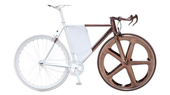 Peugeot Desingn Lab crea la concept-bike Peugeot Cycles DL121