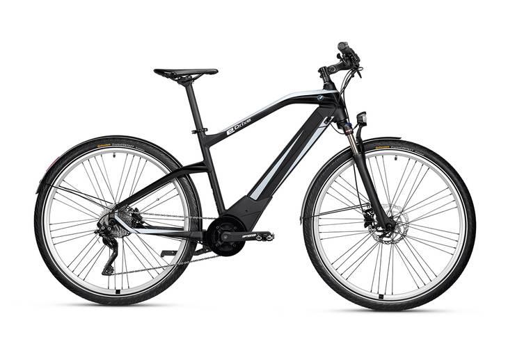 Nueva bicicleta eléctrica BMW Active Hybrid