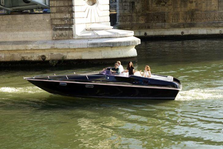 Black Swan el primer barco 100% eléctrico