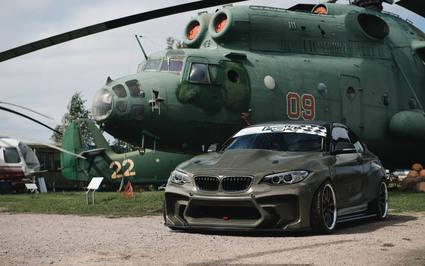 Mira este M2 con 800 caballos de potencia