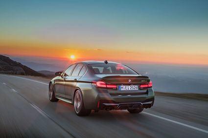 BMW M5 CS más depòrtivo y exclusivo