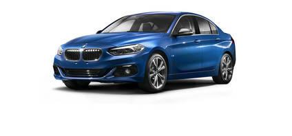 El BMW Serie 1 se convierte en Sed�n