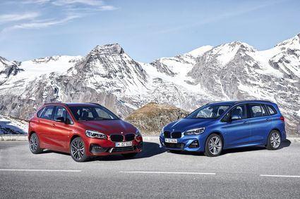 La gama Tourer de la Serie 2 de BMW se actualiza