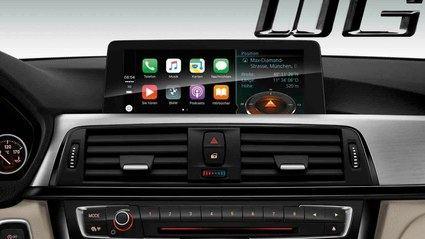 BMW cobrará una cuota por usar Apple Carplay