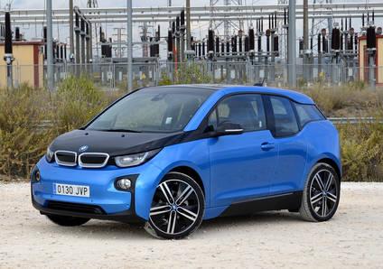 Conducimos el BMW i3 REX 2017 y comprobamos su autonomía real