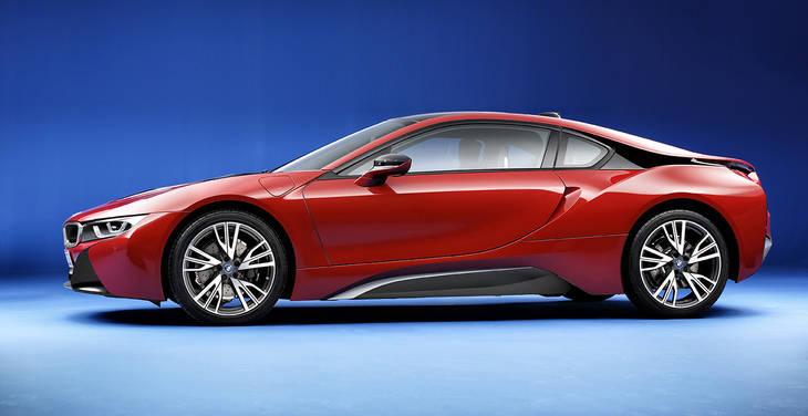 Una edición especial del BMW i8