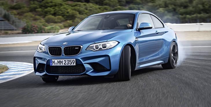 El impresionante BMW M2 Coupé