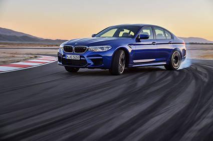 El BMW M5 ya tiene precio en España y no es precisamente barato