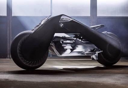 BMW Motorrad VISION NEXT 100, la moto visionaria