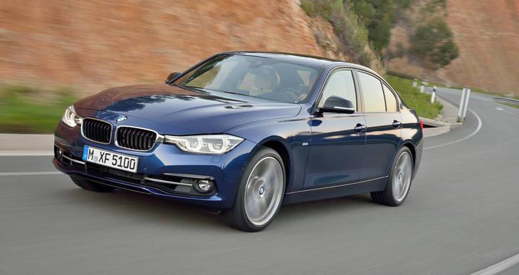Nuevos BMW Serie 3 2016 Berlina y Familiar
