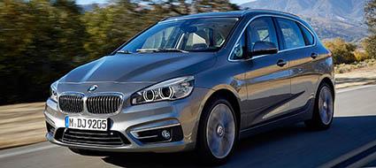 BMW Serie 2 Active Tourer: desde 28.500€