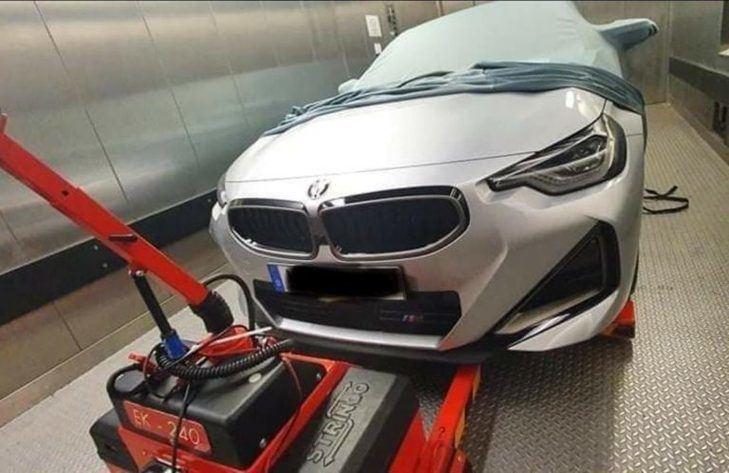 BMW Serie 2 Coupé para 2022