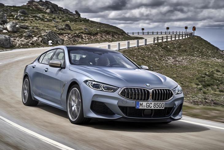 Nuevos BMW M8 Competition Coupé y Cabrio