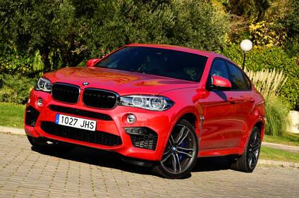 BMW X6 M, el SUV más rápido del mercado