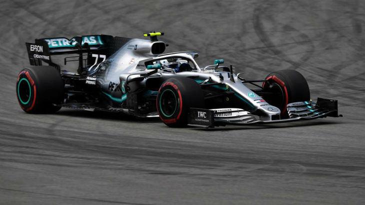 GP de España F1: Bottas cada día está mejor y castiga a Hamilton