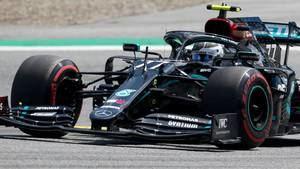 GP de Austria 2020 F1: Bottas, pole, puede con Hamilton