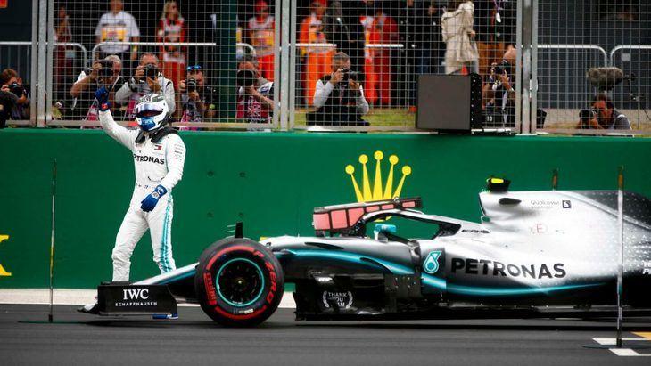 GP de Gran Bretaña F1 2019: Bottas, Hamilton y Leclerc en 79 milésimas