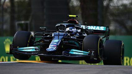 GP de Rusia F1: Bottas sorprende a Hamilton