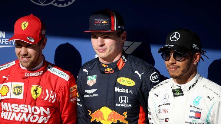 GP de Brasil F1 2019: Verstappen contra todos