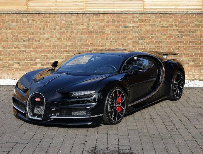 Bugatti chiron for sale